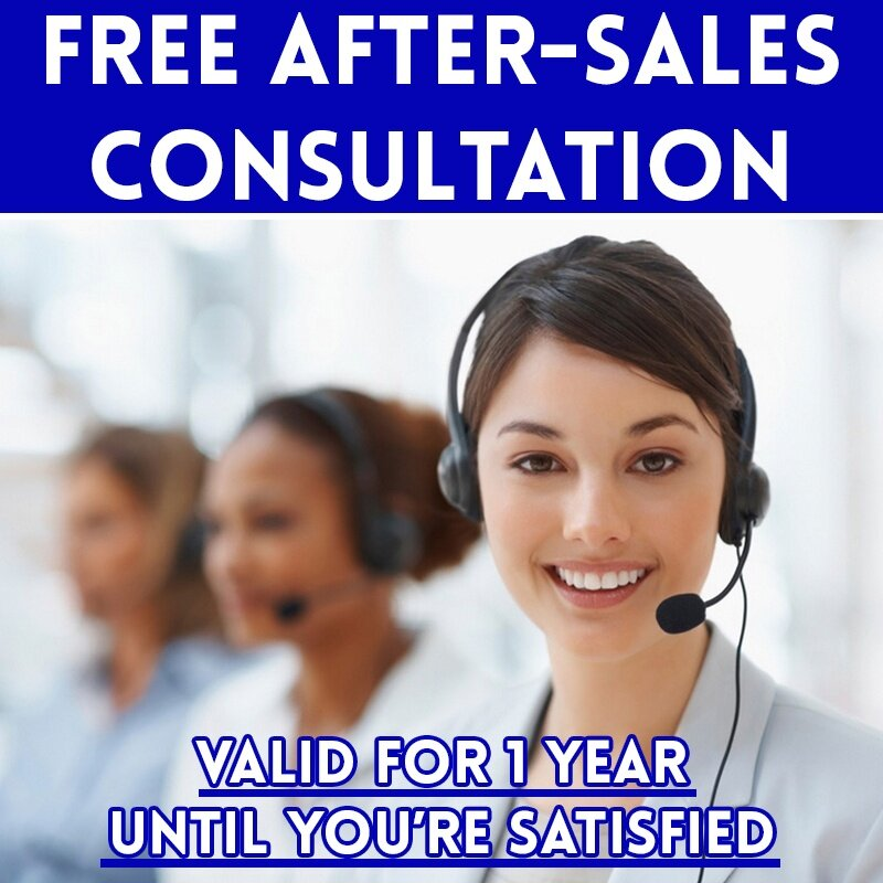 #12 Free After-Sales Service