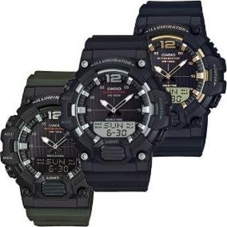 f0def1bc588 Specifications of CASIO SPORT ANALOG-DIGITAL HDC-700