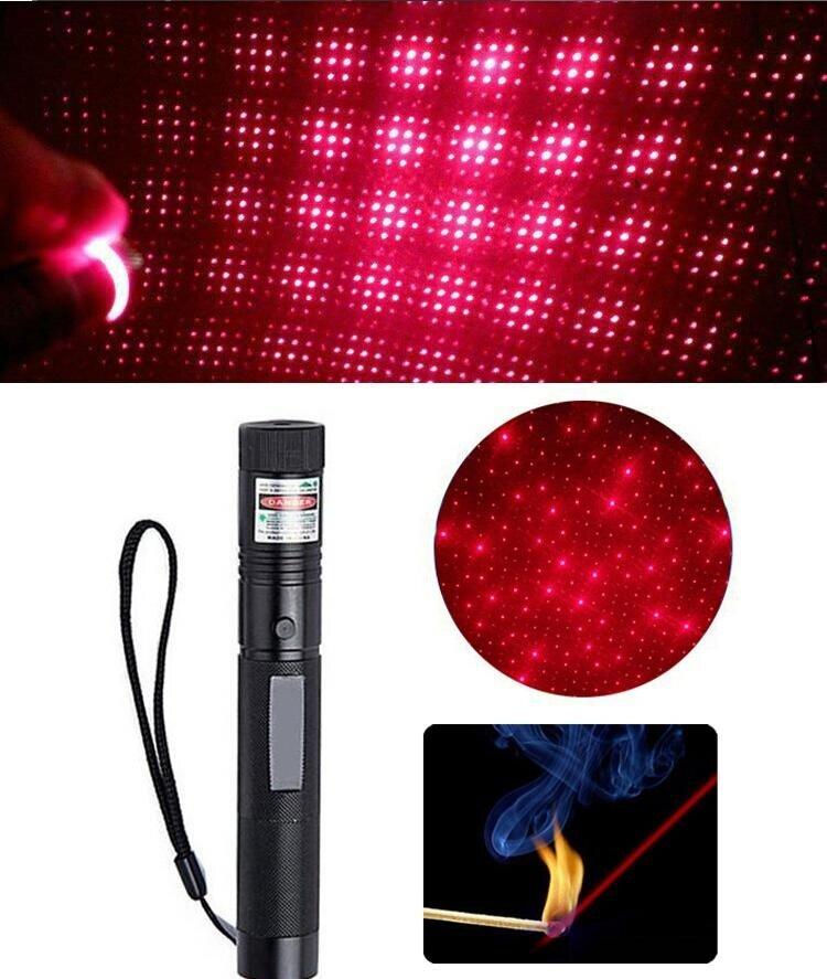 50000mW Laser 303 Pointer Adjustable Focus Burning