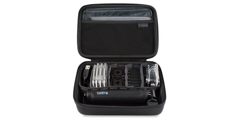 GoPro Casey Accessories and Camera Storage