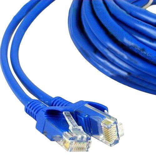 30M UTP Network LAN Cable CAT5 CAT5E RJ45 Male To Male Ethernet ...