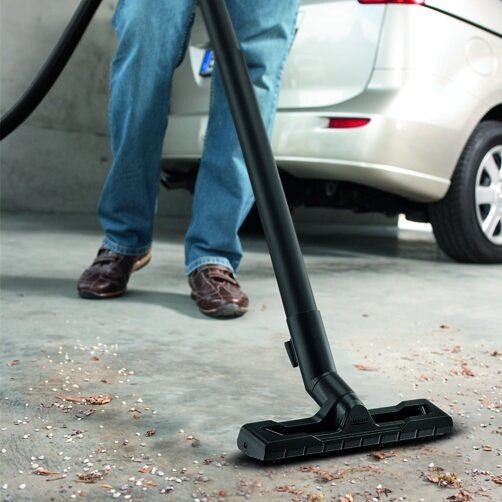 Multi-purpose vacuum cleaner WD 3 Premium: Newly developed: floor nozzle and suction hose