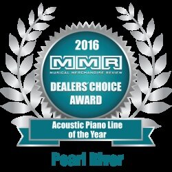 MMR Piano Line of the Year award for 2016