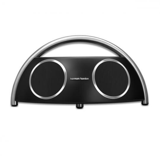 Harman Kardon Go + Play Portable Bluetooth Speaker (Black ...