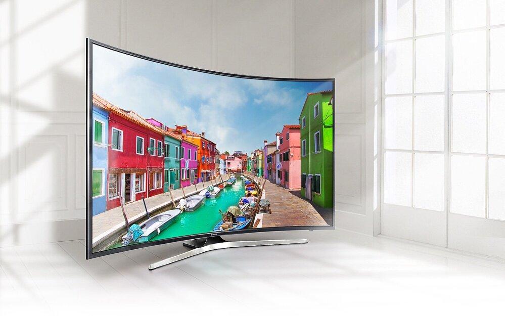 The real 4K UHD TV