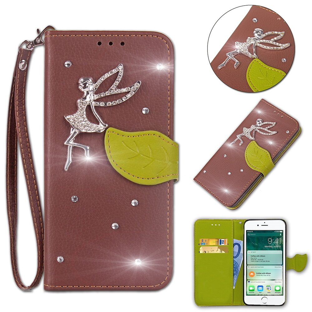 Convenience: Card holder case features card slots, a side pocket for money or additional