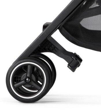 GB Pockit Plus Lockable Front Wheels