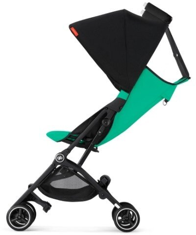 GB Pockit Plus has multi-position recline seat