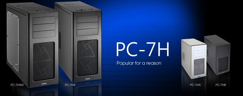 PC-7HXW PC-7HX PC-7H PC-7HA PC-7HB