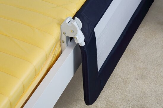Child Kid Toddler Bed Rail 150cm Safety Baby Bedrail Fold