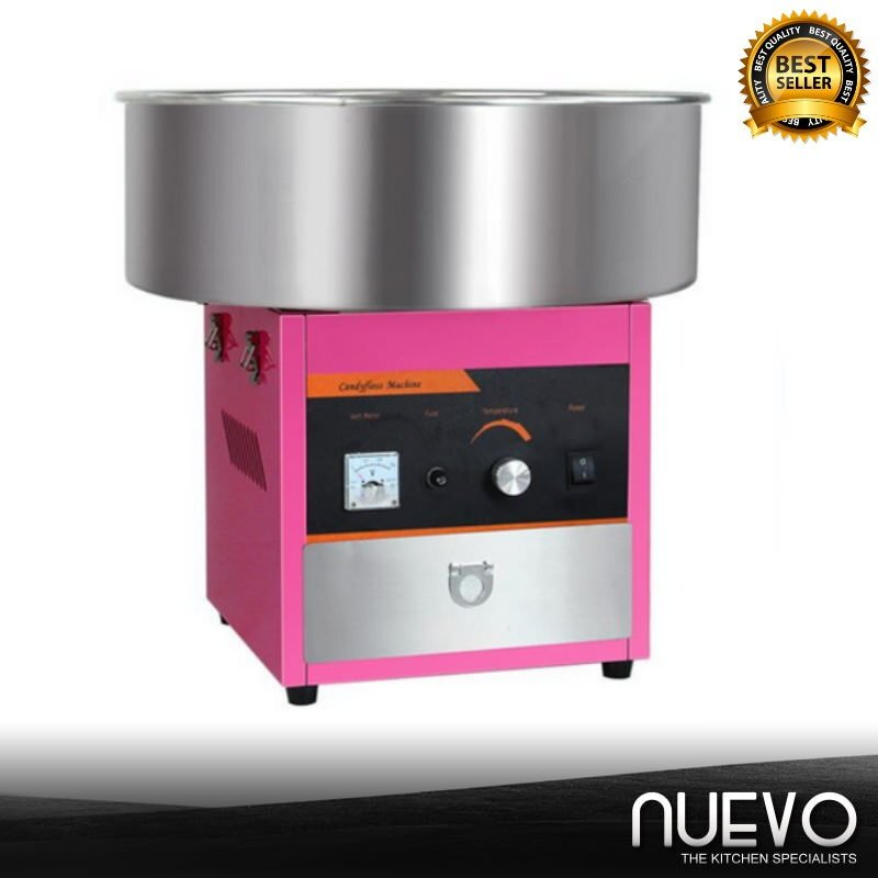 Nuevo Za 01 Commercial Electric Candy Floss Machine