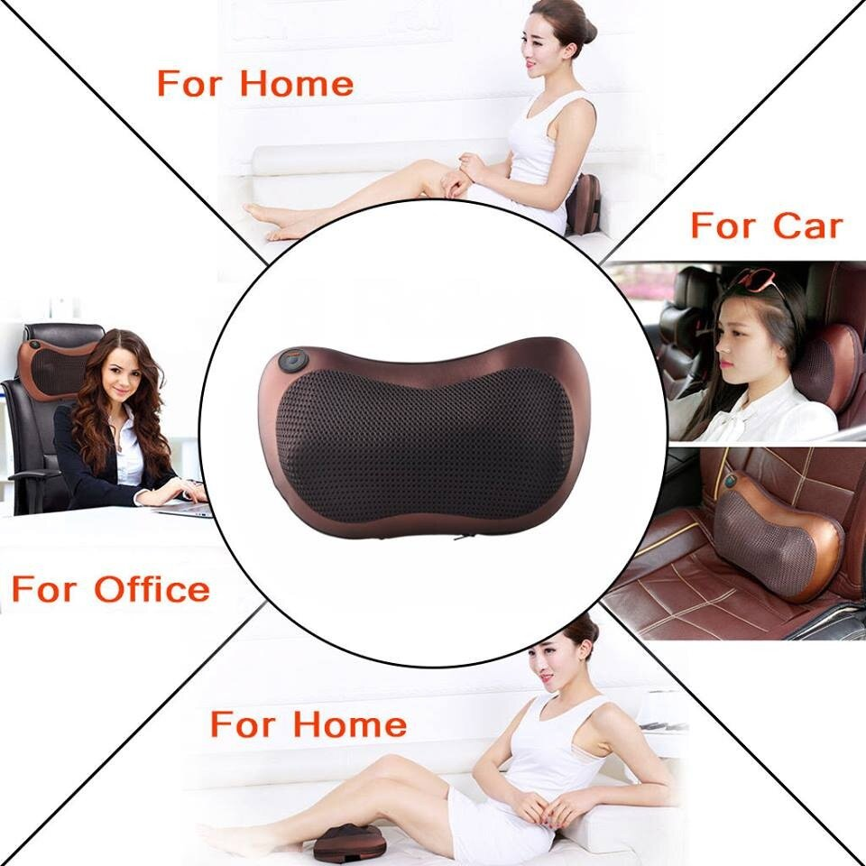 Image result for car & home massage pillow