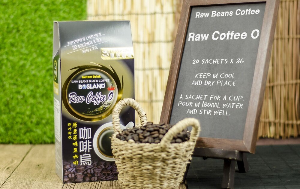 Raw Coffee O