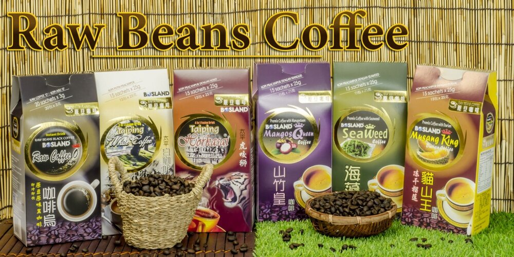 Raw Beans Coffee