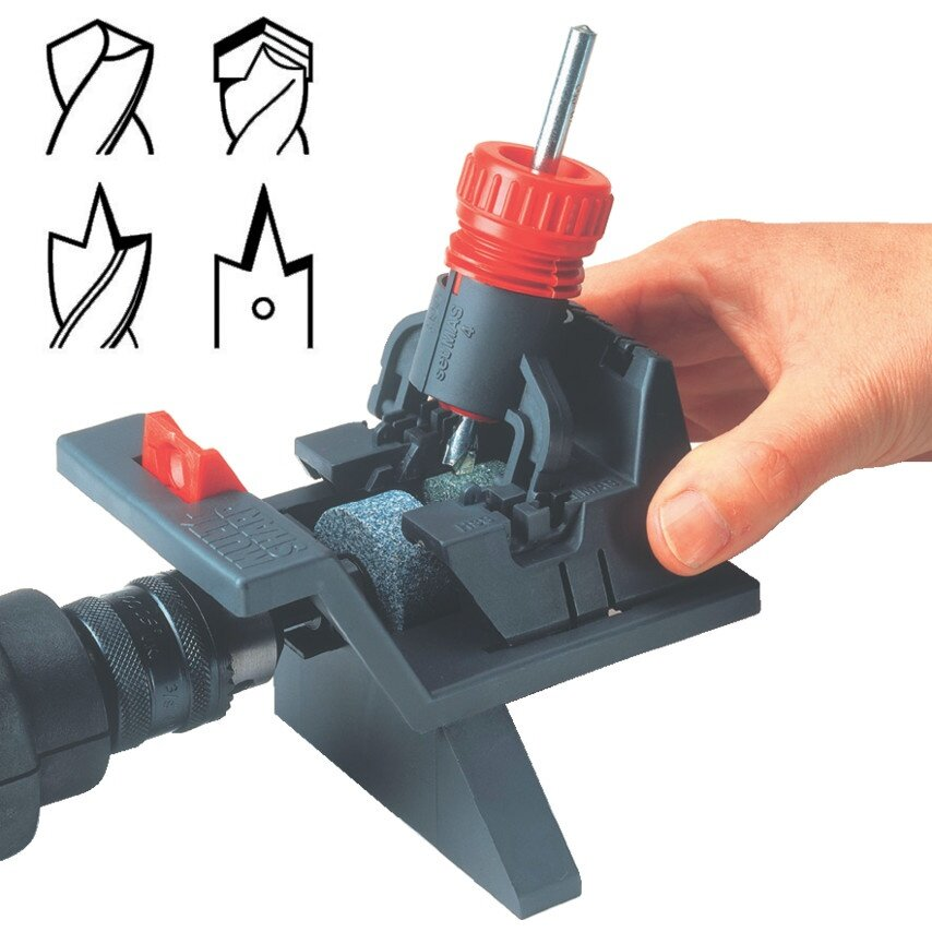 multi sharp drill bit sharpener instruction manual pdf