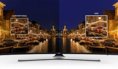 Greater Details in UHD Resolution