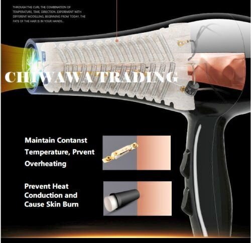 Pro Salon Hair Dryer 3 - Click to view full size photo
