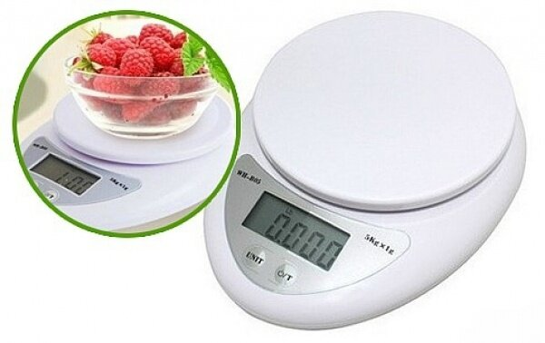 high precision electronic digital kitchen weighing scale food diet
