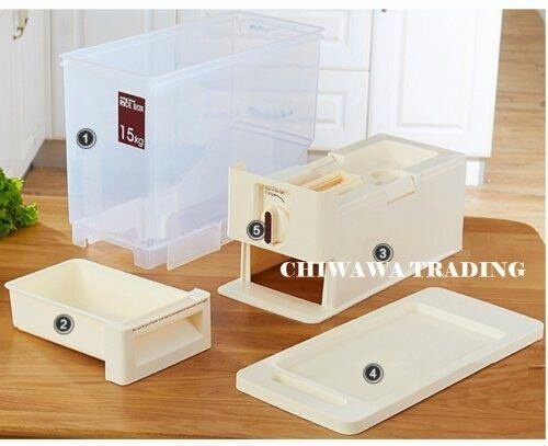 Rice Container 15KG 2 - Click to view full size photo