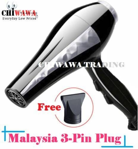 Pro Salon Hair Dryer 9 - Click to view full size photo