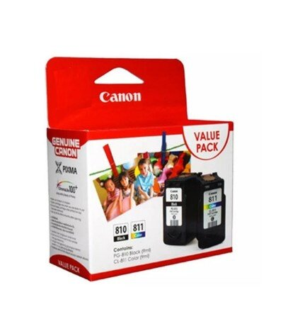 Image result for Canon PG-810+CL-811 Fine Value Pack height