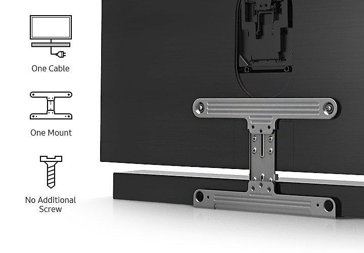Samsung Soundbar Hw M450 320w 2 1ch With Wireless