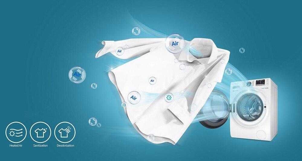Air Wash (Deodorization + Sanitization)