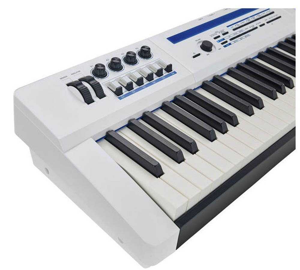 88 Key PX-5S Privia PRO Tri-sensor Scaled Hammer Action IIMaximum Polyphony 256 Notes