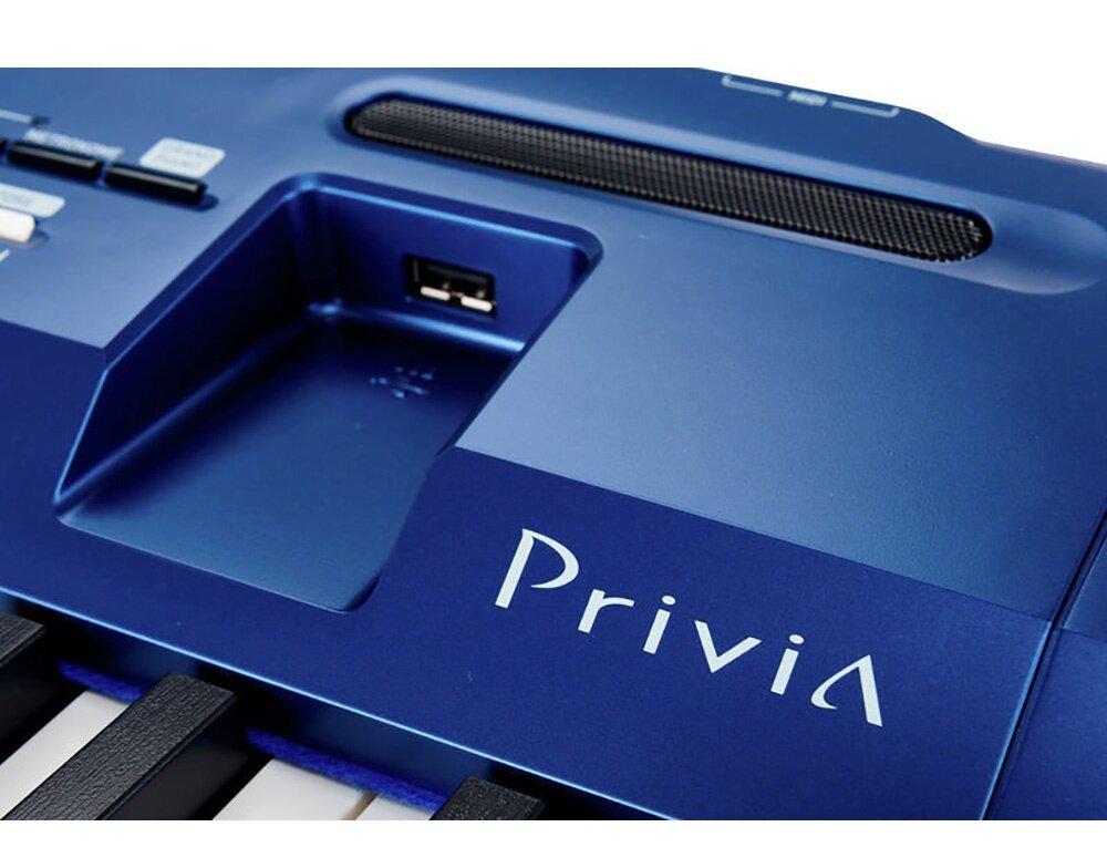 88 Key Casio PX-560 PRIVIA Electronic Keyboard Piano Organ AiR Sound Source 650 tones and 220 Rhythms 5.3