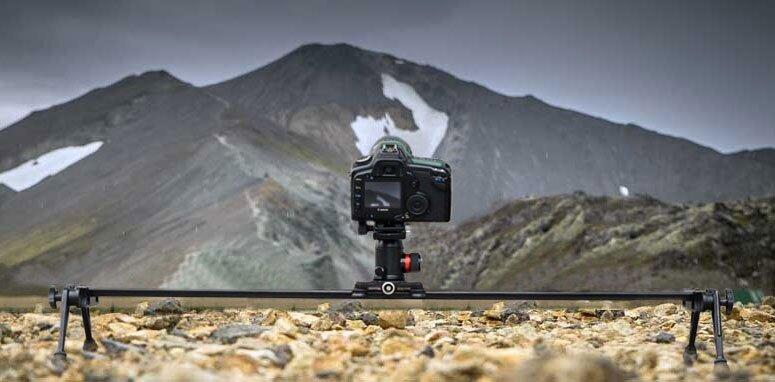 Video Camera line slider