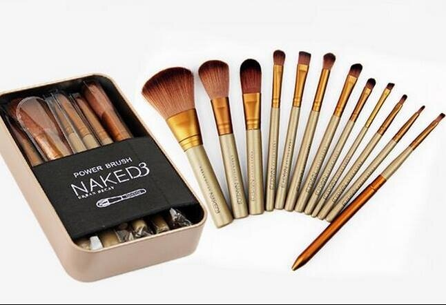 Image result for naked 3 brush set
