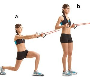 reverse lunge and row, resistance band exercises, resistance bands, best resistance band exercises, best resistance band workouts, resistance band workouts, resistance bands exercises, resistance bands workouts, resistance band workout, resistance band training