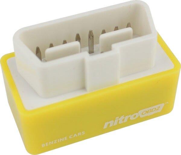 ORIGINAL) NITRO OBD2 Plug and Drive Chip Tuning Box Increase