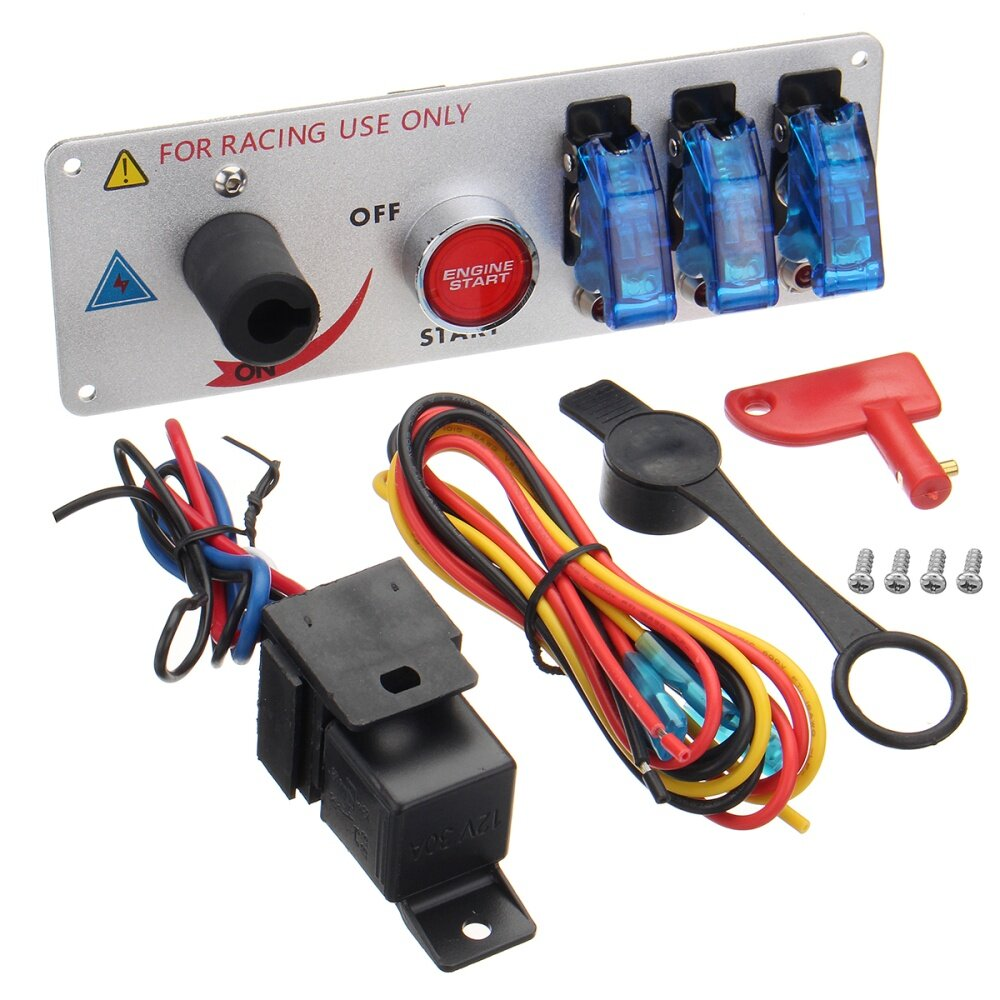 Buy Generic Car Switch For 12v Power Speediness Racing Cars Best Wiring Image