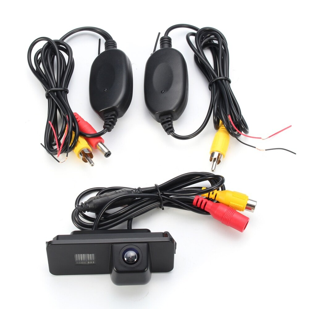 Generic For VW Golf MK4 CC Seat Altea Wireless CCD Reverse