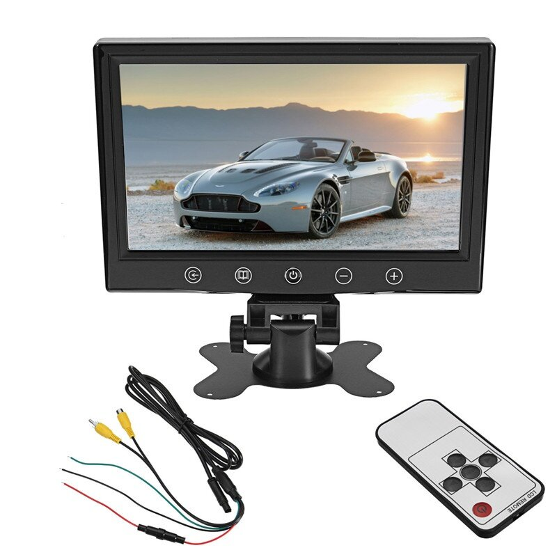 Buy Generic Car Monitor 9 Inch TFT LCD Styling For Parking