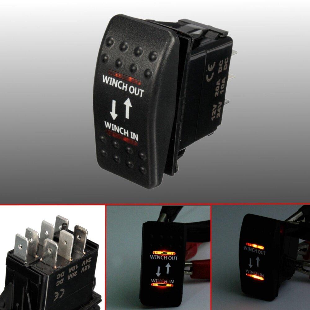 Narva Rocker Switch Wiring Diagram