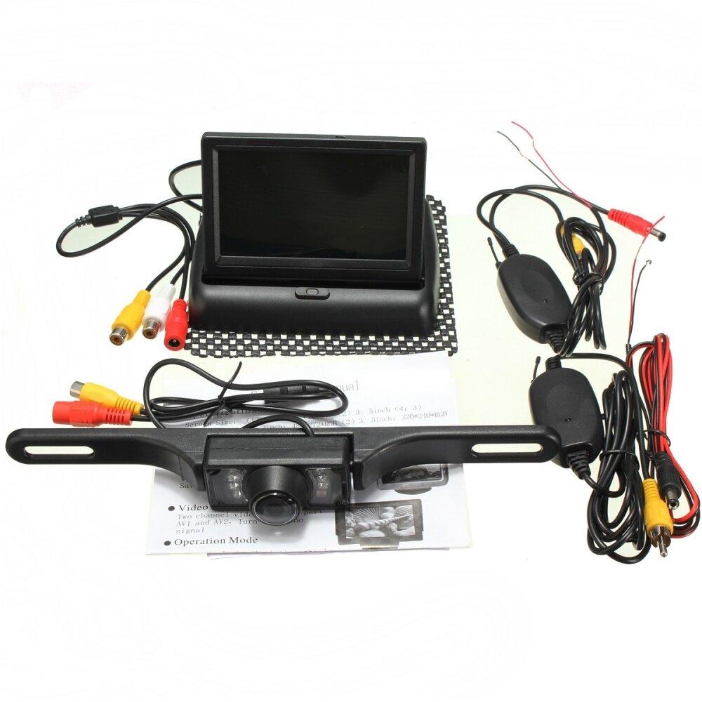 Buy Generic Car Rear View Wireless Backup Camera Night Vision 43 Wiring Image
