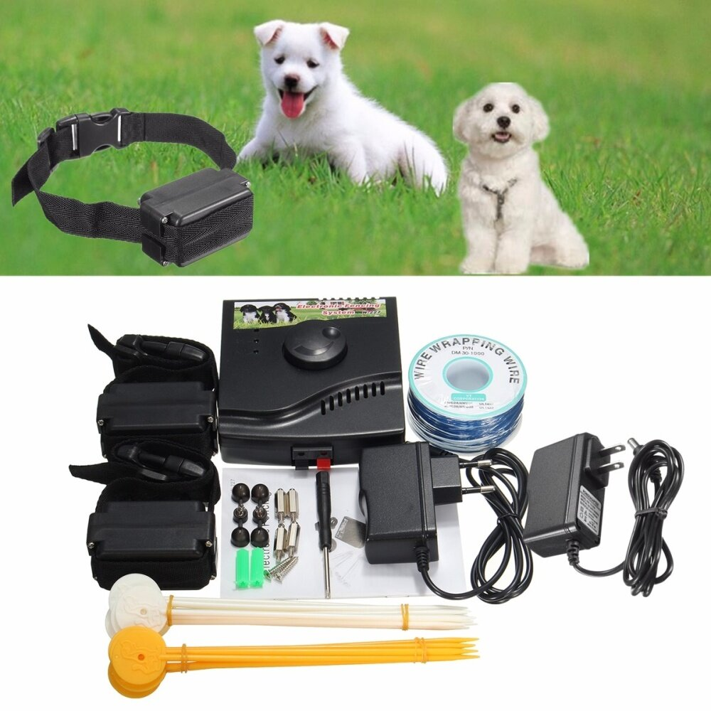 Generic Underground In-Ground Waterproof Electric Dog Pet Fence 2