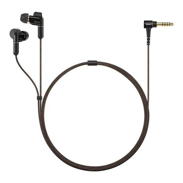 Sony XBA-N3BP (with 4.4mm 5 Pole Balanced Connector Cable)